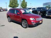 This 2014 Jeep Compass Limited is offered to you for
