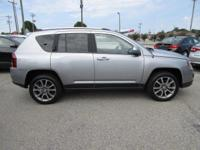 Check out this 2014 Jeep Compass FWD 4dr Limited. Its