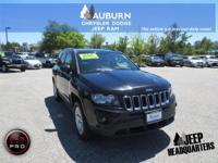 4WD, CRUISE CONTROL!!  This 2014 Jeep Compass Sport