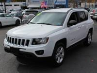 Check out this gently-used 2014 Jeep Compass we