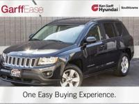 -- CARFAX 1-Owner -- Low Miles -- Jeep Compass Sport