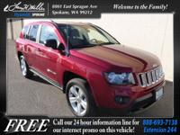 Exterior Color: maroon, Body: SUV, Engine: 2.4L I4 16V