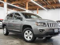 This 2014 Jeep Compass 4dr FWD 4dr Altitude features a