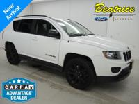 Recent Arrival! 4D Sport Utility, FWD, White, ABS