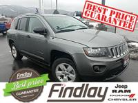CARFAX One-Owner. 2014 Jeep Compass Sport 4D Sport