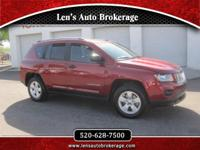 Options:  2014 Jeep Compass Carfax 1 Owner And A Great