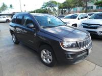 Come see this 2014 Jeep Compass . Its Automatic