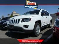 Yeah baby! You Win! Creampuff! This stunning 2014 Jeep