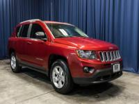 Clean Carfax Two Owner SUV with Power Options!