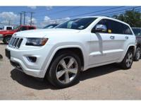 2014 Jeep Grand Cherokee 4dr 4x2 Overland Overland. Our