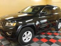 Check out this gently-used 2014 Jeep Grand Cherokee we