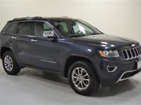 Check out this Used Black 2014 Jeep Grand Cherokee