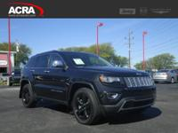 This 2014 Jeep Grand Cherokee Limited Eco-Diesel, Stock