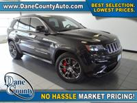 NO DAMAGE CARFAX REPORT - SRT8 EDITION - 6.4L V8 HEMI
