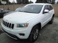 2014 JEEP GRAND CHEROKEE IAA Stock #: 20095112 Actual