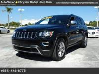 This 2014 Jeep Grand Cherokee includes a CARFAX Buyback