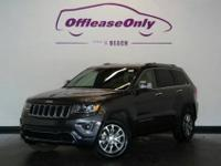 2014 Jeep Grand Cherokee Limited, Pacific Blue