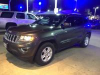 We are excited to offer this 2014 Jeep Grand Cherokee.