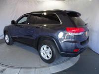 Options:  2014 Jeep Grand Cherokee Laredo