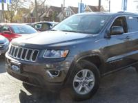 Options:  2014 Jeep Grand Cherokee 4Wd 4Dr Laredo|4
