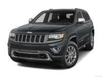 Come test drive this 2014 Jeep Grand Cherokee! Both