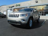 Treat yourself to a test drive in the 2014 Jeep Grand