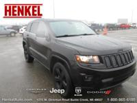 Options:  2014 Jeep Grand Cherokee Laredo|Black|3.6L