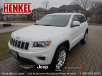 Options:  2014 Jeep Grand Cherokee Laredo White Carfax