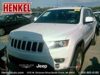 Options:  2014 Jeep Grand Cherokee Laredo 4X4|Bright