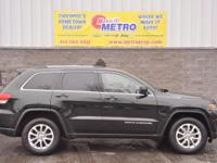 2014 Jeep Grand Cherokee Laredo  in Black Forest Green