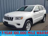 This 2014 Jeep Grand Cherokee Laredo is proudly offered