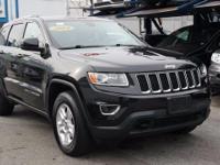 Recent Arrival! 2014 Jeep Grand Cherokee Laredo Black