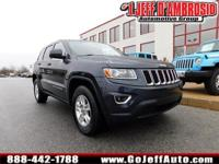 Powerful 4WD, 1 Owner!, And Factory Certified. Jeep