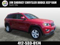 Recent Arrival! 2014 Jeep Grand Cherokee CARFAX