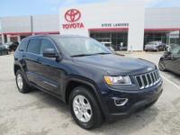 New Price! 2014 Jeep Grand Cherokee Laredo 3.6L V6 Flex