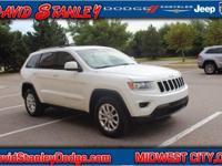 Grand Cherokee Laredo, 4D Sport Utility, 3.6L V6 Flex