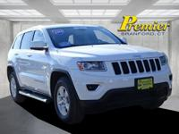 JEEP GRAND CHEROKEE LAREDO! FOUR WHEEL DRIVE! ONE OWNER