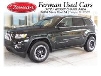 (813) 321-4487 ext.574 This 2014 Jeep Grand Cherokee