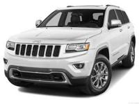 Load your family into the 2014 Jeep Grand Cherokee! The