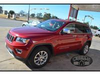 Options:  2014 Jeep Grand Cherokee Limited|Visit
