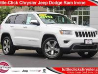 New Arrival! This 2014 Jeep Grand Cherokee LIMITED, has
