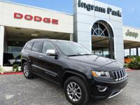 CarFax One Owner and Clean Title 2014 Jeep Grand