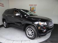 Options:  2014 Jeep Grand Cherokee Limited|Brilliant