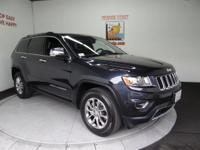 Options:  2014 Jeep Grand Cherokee Limited|Maximum