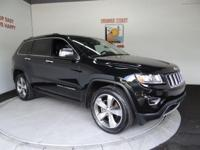Options:  2014 Jeep Grand Cherokee Limited|Black Forest