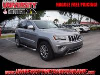 **HAGGLE FEE PRICING** 2014 Jeep Grand Cherokee Limited