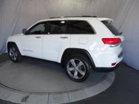 Options:  2014 Jeep Grand Cherokee Limited|Bright