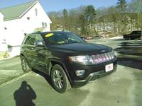 Introducing the 2014 Jeep Grand Cherokee! Ensuring