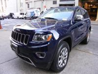 2014 Jeep Grand Cherokee Limited 4x4 Volvo Cars of