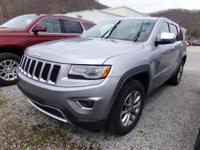 2014 Jeep Grand Cherokee Limited 4WD 8-Speed Automatic